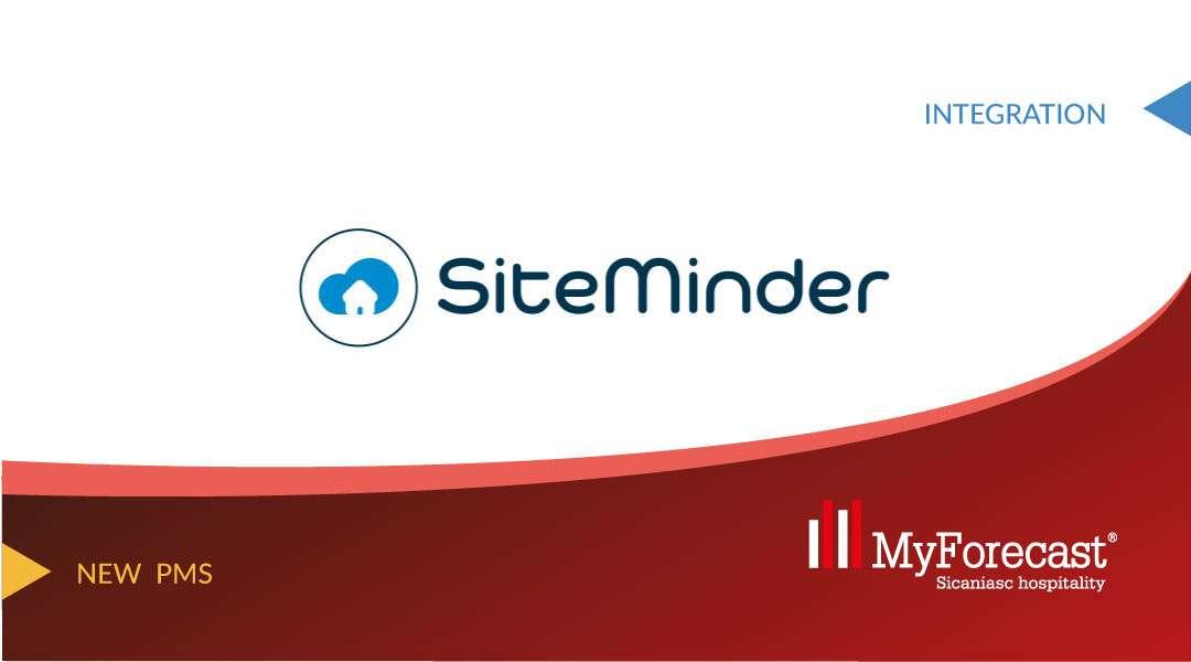Una nuova e importante partnership in casa MyForecast: siglato l'accordo con Siteminder