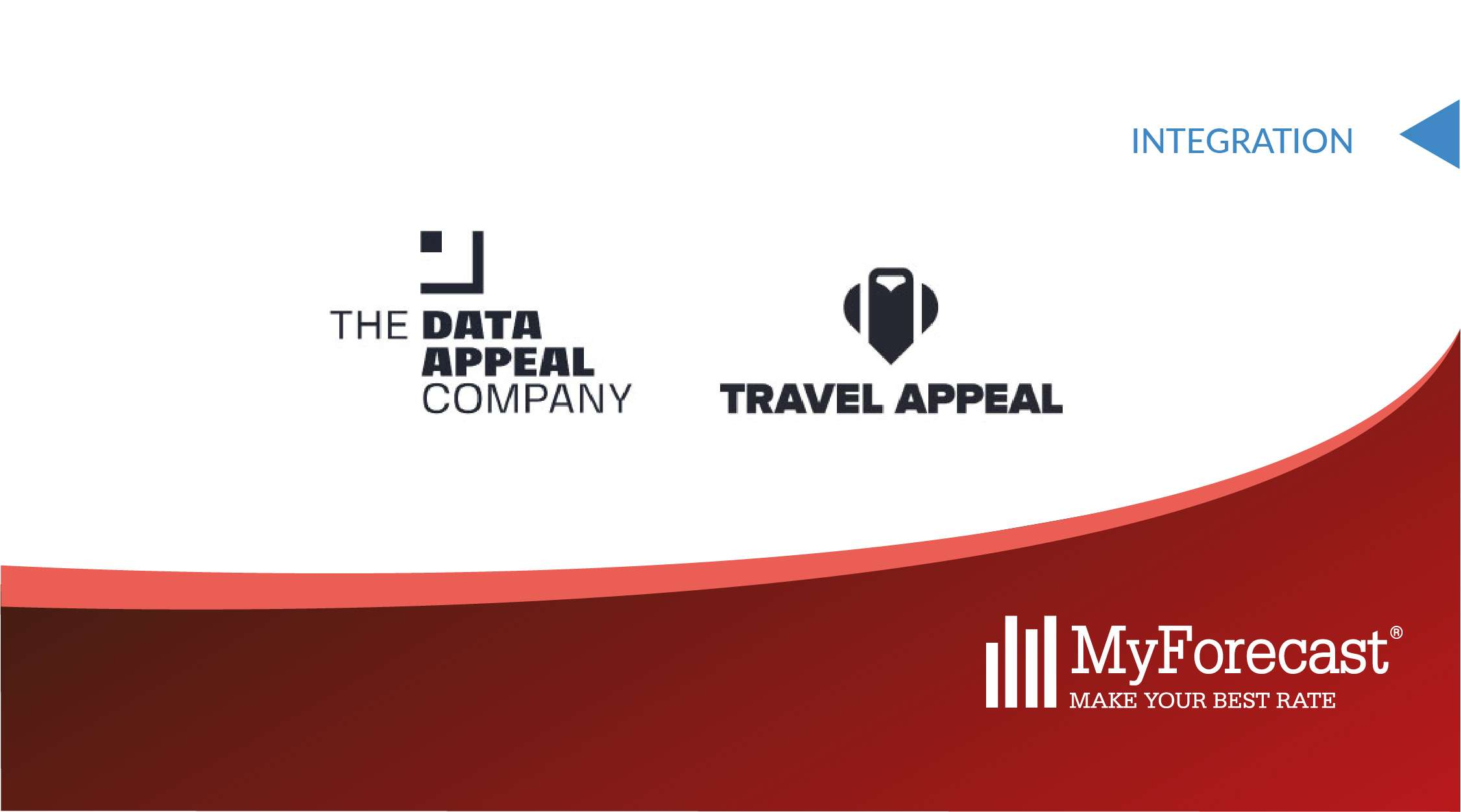 The Data Appeal company and MyForecast sign the partnership to improve the user experience
