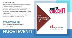 Hotel Vincenti Evento con MyForecast