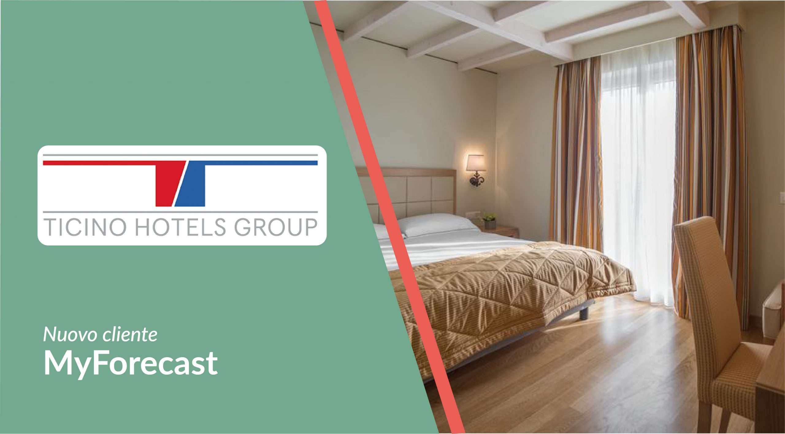 Nuovo Cliente: Ticino Hotels Group
