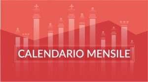 Novità: Calendario Mensile