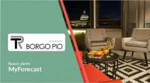 Nuovo cliente: Residence Trianon Borgo Pio – Roma