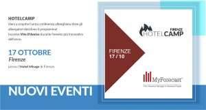 Eventi: Hotelcamp Firenze