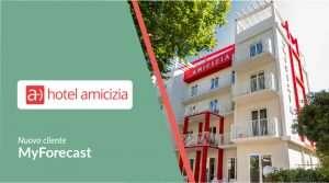 Gianluca Piemonte dell'Hotel Amicizia sceglie MyForecast