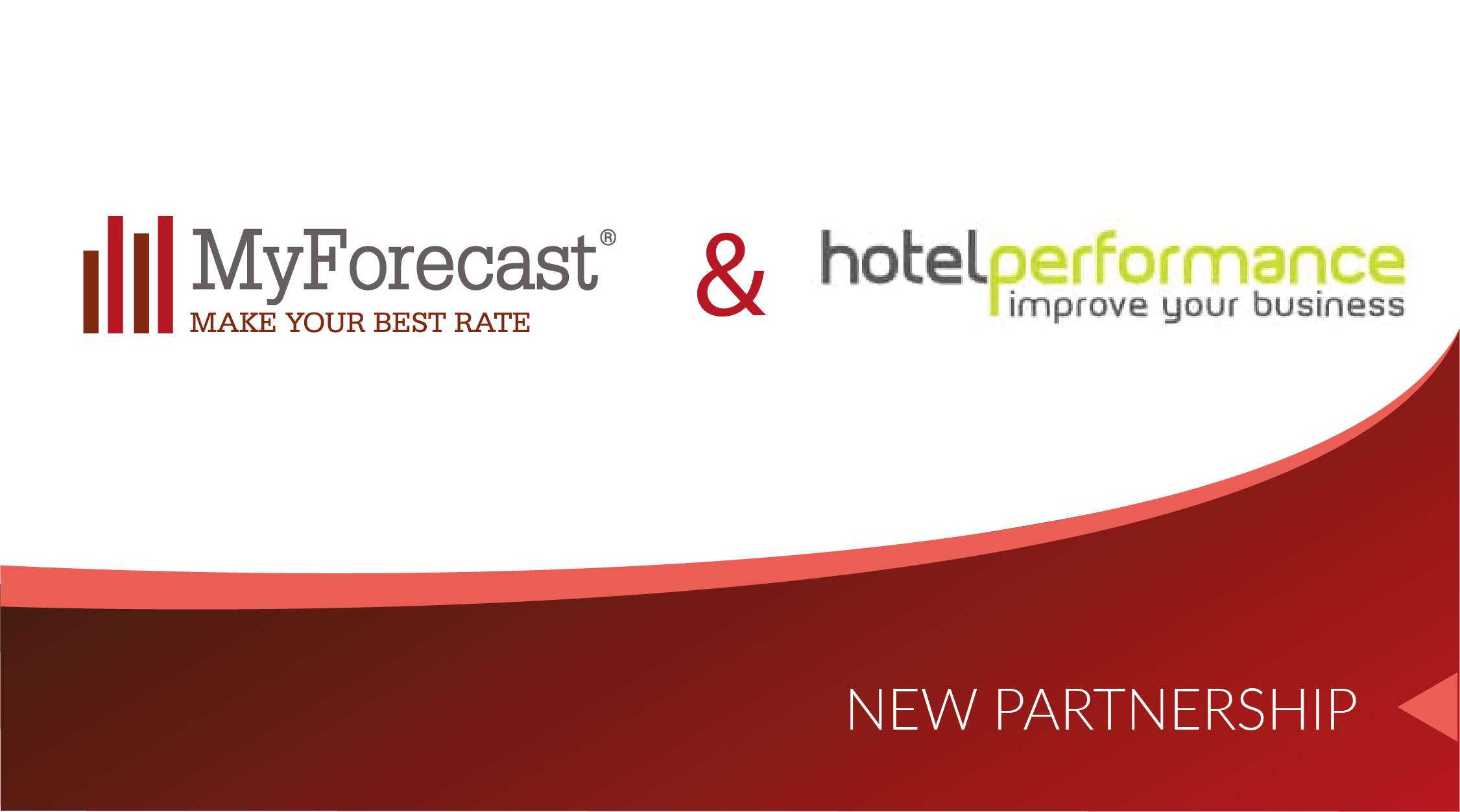 The partnership has been signed: HotelPerformance and MyForecast revolutionize the status quo of the italian Revenue Management.