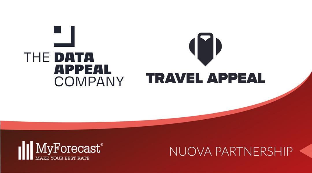 You are currently viewing The Data Appeal company e MyForecast siglano la partnership per migliorare l'esperienza utente